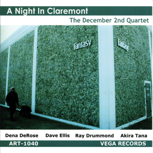 The December 2nd Quartet A Night in Claremont
